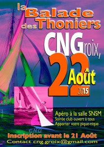Balade des Thoniers 2015